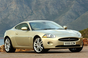 XK Coupe (06-09)