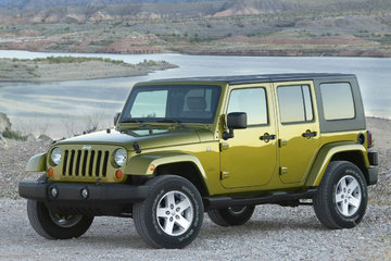 Wrangler Unlimited (07-12)