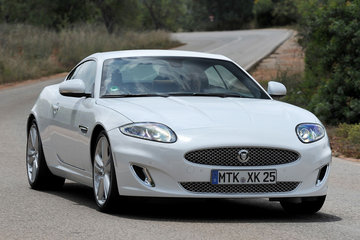XK Coupe (11-)
