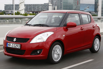 Swift 5dr HB (10-14)