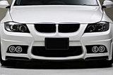 CarShield voorbumperfolie transparant Kia Rio 3dr Hatchback (11-)_2