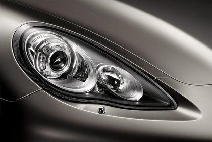 CarShield koplampfolie transparant Porsche Panamera Coupe (09-13)