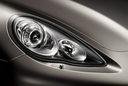 CarShield koplampfolie transparant Porsche Cayman Coupe (13-)
