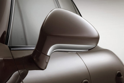 CarShield zijspiegelfolie transparant Infiniti FX50 SUV (08-13)