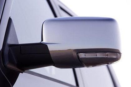 CarShield zijspiegelfolie transparant Mitsubishi L200 (05-12)