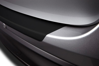 CarShield achterbumperfolie zwart Renault Trafic (97-14)