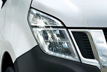 CarShield koplampfolie transparant Renault Master (10-)