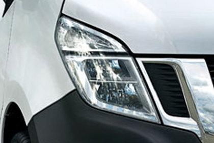 CarShield koplampfolie transparant Volkswagen Caddy (04-)