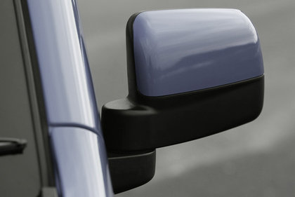 CarShield zijspiegelfolie transparant Renault Trafic (97-)