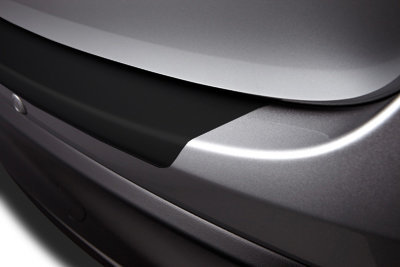 CarShield  achterbumperfolie zwart Audi A1 3dr  Hatchback  (10-)