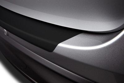 CarShield  achterbumperfolie zwart Peugeot 107 3dr  Hatchback  (08-12)