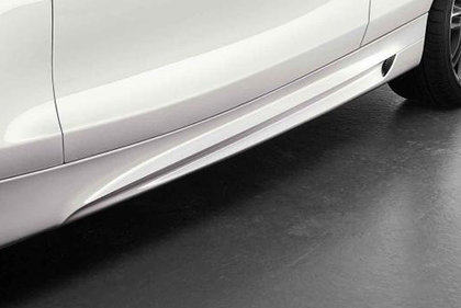 CarShield sideskirtfolie transparant Bentley Continental GTC Coupe (12-)