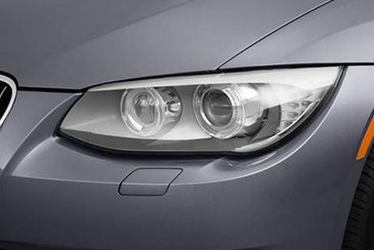 CarShield koplampfolie transparant BMW 1-Serie Coupe (11-)