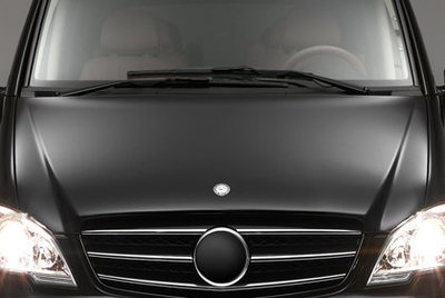 CarShield motorkaprandfolie transparant Mercedes Viano (10-)