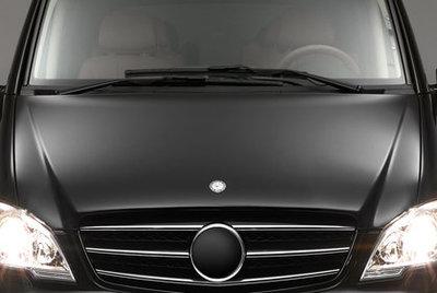 CarShield motorkaprandfolie transparant Mercedes Sprinter (13-)