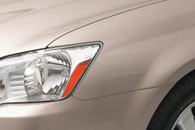 CarShield wingendfolie transparant Kia Rio 3dr Hatchback (11-)